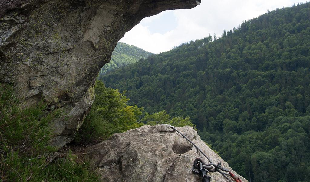 Klettersteig Basel : Ausflugsziele klettersteige braunwald über vier gipfel